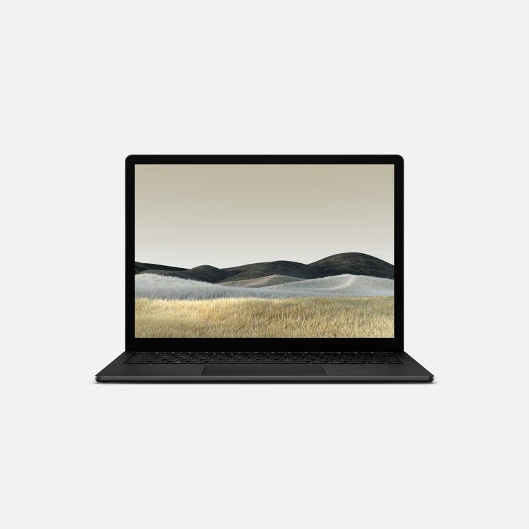 Laptop 13 - Black - Front