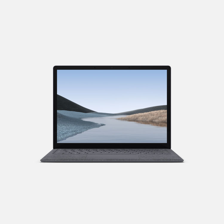Laptop 13 - Platinum - Front
