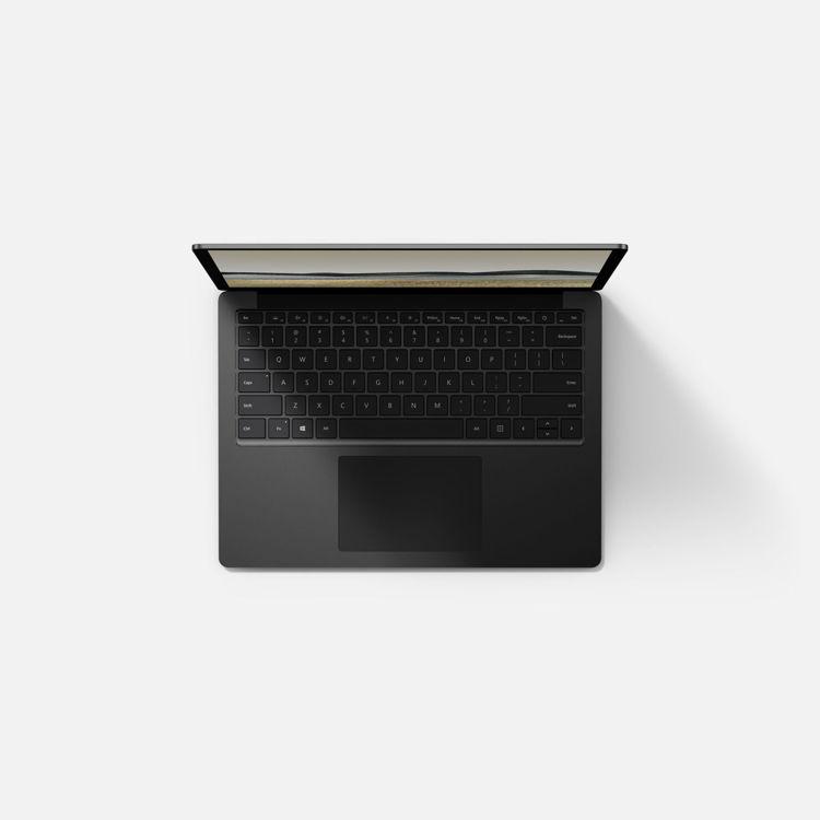 Laptop 13 - Black - Top