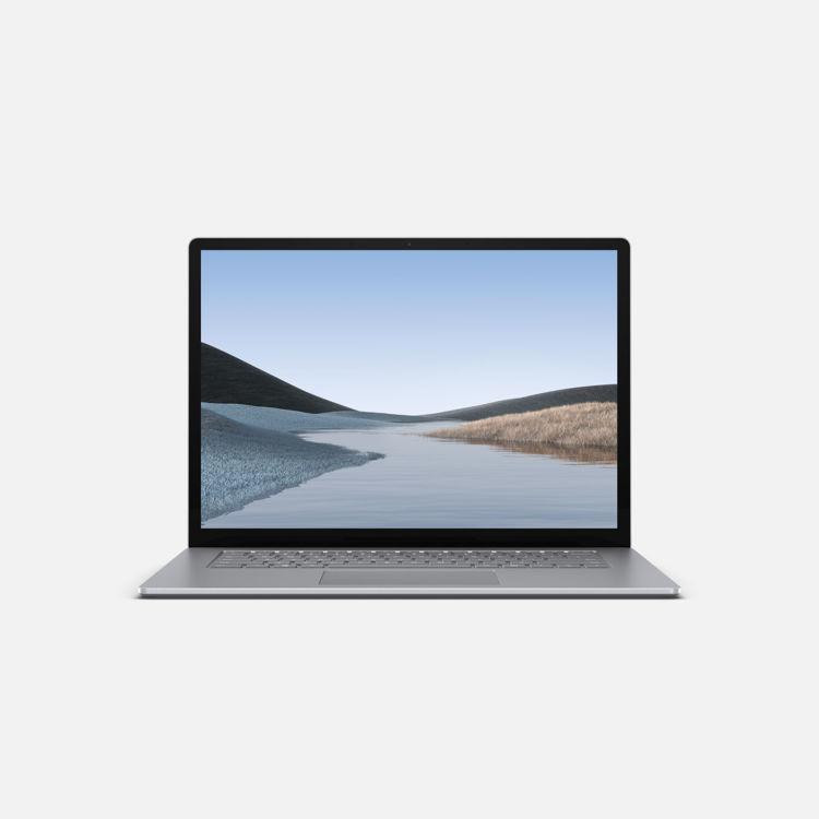 Laptop 15 - Platinum - Front
