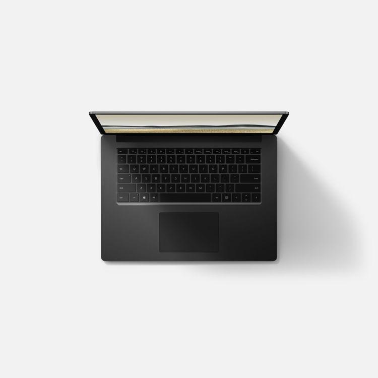 Laptop 3 - 15 - Black - Top