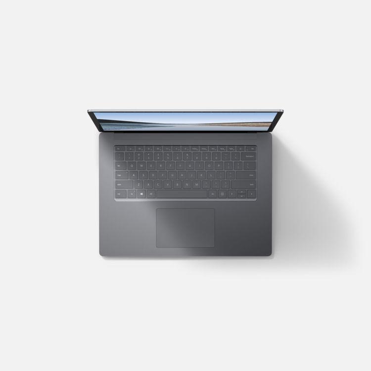 Laptop 15 - Platinum - Top