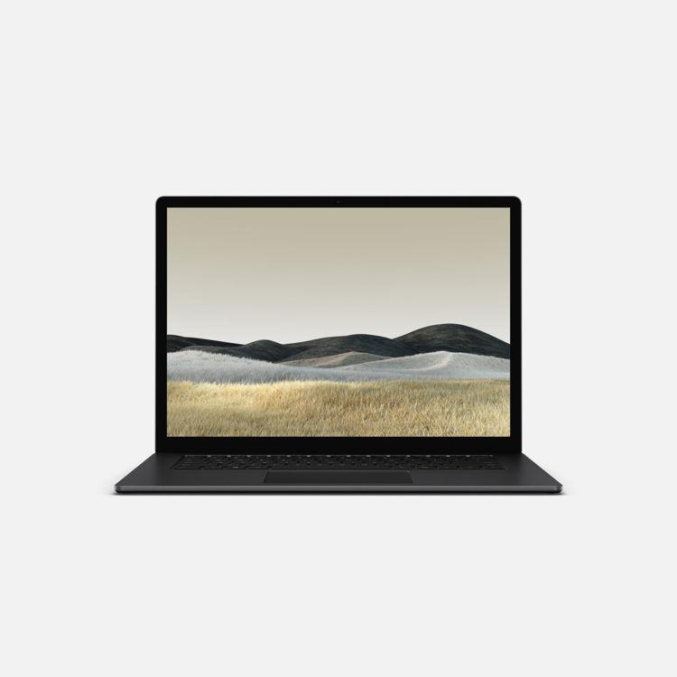 Laptop 3 - 15 - Black - Front