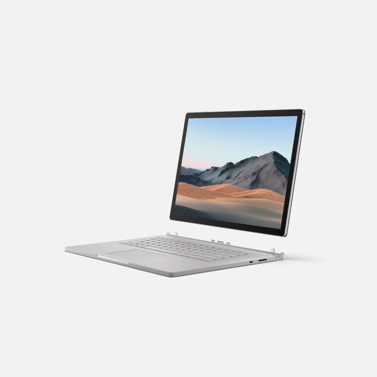 Surface Book Hero