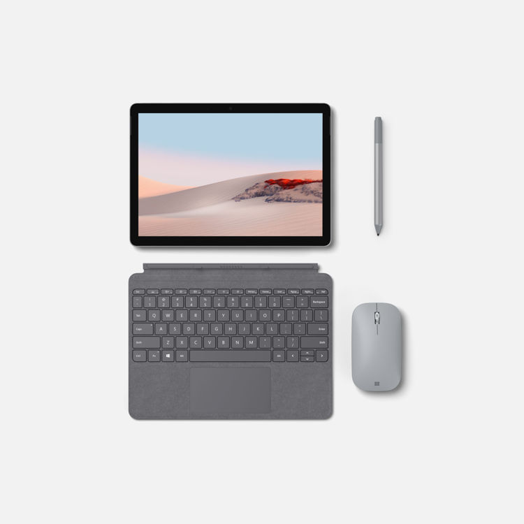 Surface Go 2 - Top