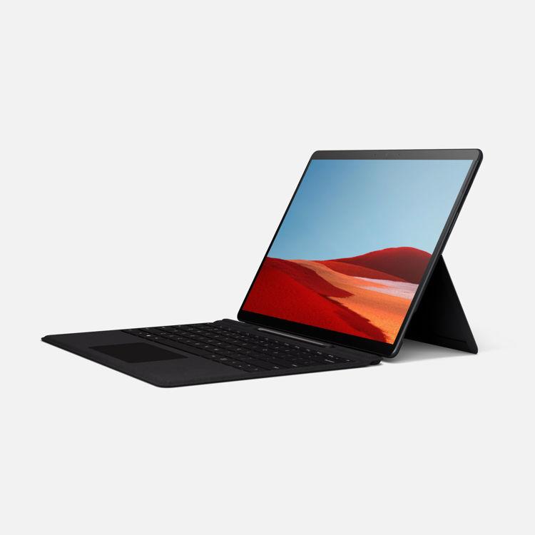 Surface Pro X Black - Keyboard