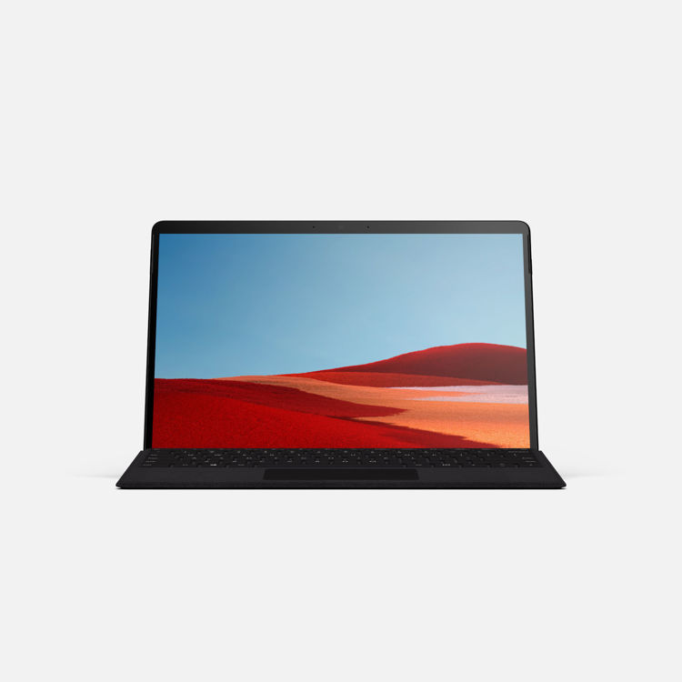 Surface Pro X Black - Front