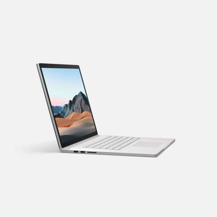 Surface Book Tablet Side