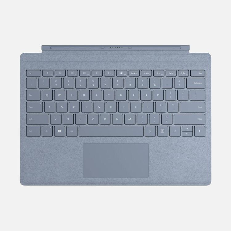 Surface Go 2 skrifborð blátt